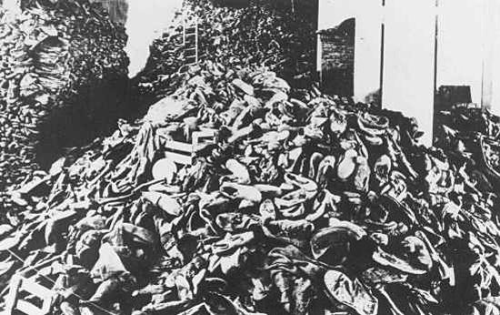 Shoes Auschwitz