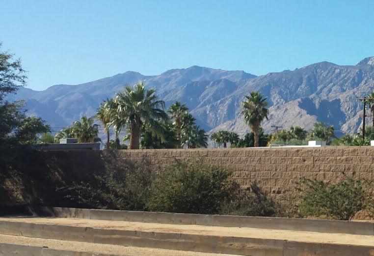 Palm Springs, November 2014